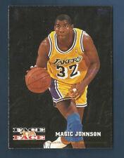 1993 SKYBOX MAGIC JOHNSON / WALT WILLIAMS FACE TO FACE INSERT CARD #FTF8