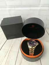Henry Jay Mens, Aquamaster Professional Diver Watch, 100m, 330ft, new