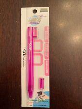 Nintendo DS Stylus Holder Adapter - Makes Stylus Pen Sized NIP Pink