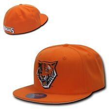 NCAA Buffalo State Bengals  College Fitted Caps Hats Orange