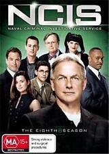 NCIS : SEASONS 1 - 8 : NEW DVD
