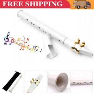 Pocket Sax Mini Portable Saxophone Little Saxophone with Bag for Beginner Gift