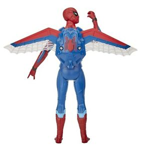 Spider-Man: Far From Home Concept Series Glider Gear 6-Inch Figure 2018
