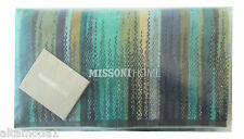 MISSONI HOME ASCIUGAMANO BATH TOWEL GIFT BRANDED PACKAGING PHOEBE 150 70x115 cm