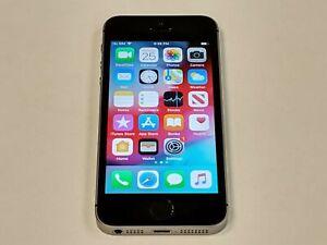 Apple iPhone SE A1662 64GB Space Gray Verizon Wireless Smartphone/Cell Phone