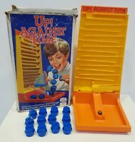 Up Against Time Game -Ideal- Vintage 1977