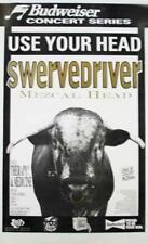 SWERVEDRIVER BOULDER 1995 ORIGINAL CONCERT POSTER