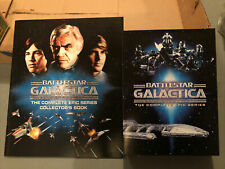 Battlestar Galactica The Complete Epic Series DVD, Open Box, New Item
