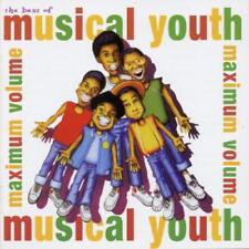 MUSICAL YOUTH - BEST OF (21ST ANNIVERSARY EDITION) USED - VERY GOOD CD