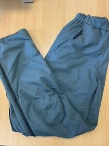 Páramo Recycled Women's Cascada waterproof walking summer Trousers Dark Grey XS
