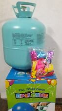 Disposable Balloon Helium Tank