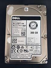 """Dell 2M5JK 300GB Seagate ST300MM0078 2.5""""SAS 12Gb/s 10K Hard Drive"""