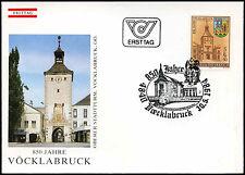Austria 1984 Vocklabruck 850th Anniv FDC First Day Cover #C18255