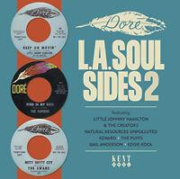 Various Artists : Doré: L.A. Soul Sides - Volume 2 CD (2015) ***NEW***