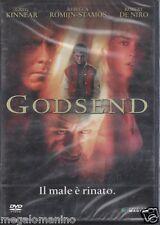 Dvd **GODSEND ♦ IL MALE E' RINATO** con Robert De Niro nuovo sigillato 2004