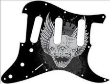 Stratocaster Strat Pickguard Fender SSS 11 Hole Guitar Pick Guard Triclops