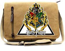 Harry Potter Handbag Wallet Purse School Library Travel Bag Backpack Movie *AUS*