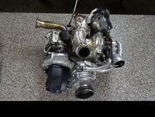 AUDI a6 4g q5 8r TDI BI-TURBO TURBOCOMPRESSORE caricatrici Turbo 059145061q 059145653q