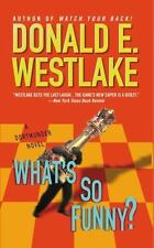 What's So Funny? Westlake, Donald E. Mass Market Paperback
