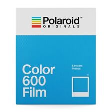 Película Polaroid Originales Color Para Cámaras Polaroid 600 tipo - 8 Impresiones