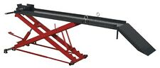 Sealey Motorcycle Lift 450kg Capacity Hydraulic MC550