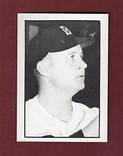 #40 CHET NICHOLS, Boston Red Sox Favorites (ca.1982 BOSTON GLOBE newspaper)