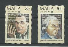 MALTA 1985  Europa - European Music Year   umm / mnh set