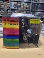 The Band LP Stage Fright Limited Edition 50TH Anniversary Versiegelt