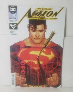 Action Comics 1006 (2019 DC COMICS)[1ST APPEARANCE OF LEONE / NEW VILLAIN] NM+!