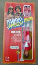 Mattel Original 1979 Muñeca que habla Mork y Mindy Caja Figura Vintage feliz días 1