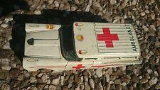 Nishimura S.N. Ford Ambulance Blechauto Friktion Tin Toy friction Japan