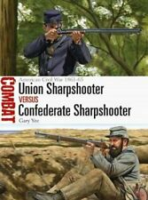 Union Sharpshooter vs Confederate Sharpshooter American Civil W... 9781472831859