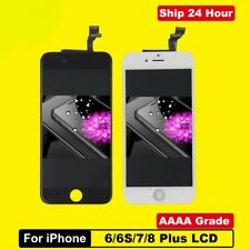AAAA Grade Display LCD  3D Touch Screen Digitizer Assembly For iPhone 6 6S 7 8
