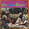 """Vinyl Near Mint/Excellent, 1963 Verve Ella Fitzgerald LP, """"Ella and Basie"""""""