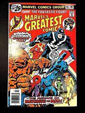 MARVEL'S GREATEST COMICS 64 (8/79 7.5 non-CGC) NR! INHUMANS!! MEDUSA/CRYSTAL!