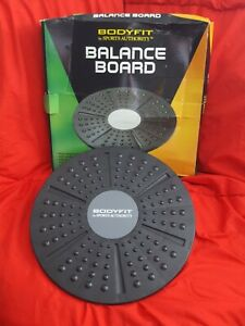 "Body Fit Balance Board 16"" Improves Balance Yoga"