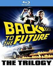 New * Back to the Future: 25th Anniversary Trilogy (Blu-ray, 3-Disc Set)