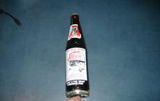 """Vintage  ALABAMA """"Bear Bryant"""" Crimson Tide Coke Bottle 1981 Unopened """"315"""" win"""