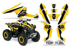 Can-Am Renegade Graphics Kit by CreatorX Decals Stickers TOP FUEL BY