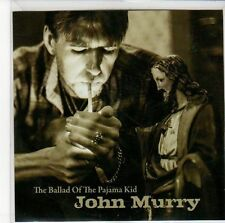 (EE396) John Murry, The Ballad Of The Pajama Kid - DJ CD