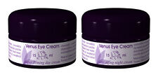 Venus Eye Cream Combo Super Firming Day and Anti-Aging Night 2 - .5oz(15ml) Jars