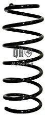 Front Axle Coil spring, front 344mm Fits SEAT Toledo VW Jetta II 161411105E
