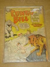 CONGO BILL #7 FR (1.0) DC COMICS SEPTEMBER 1955 VERY RARE **