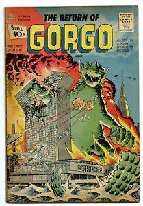 RETURN OF GORGO # 2