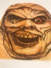 Pharaoh-Mummy Mask Latex Halloween Scary Horror