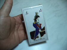TAROCCHI TAROT DE LA REVOLUTION 78 CARTE CARDS MADE IN FRANCE RARE NEW