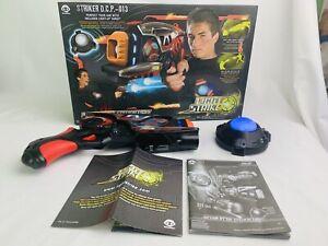 Light Strike Striker D.C.P 013 Pistol & 1x Mini Target Very Good Condition