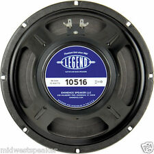 "Eminence LEGEND 10516 10"" Guitar Speaker 16 ohm 75 Watt - FREE US SHIPPING!"