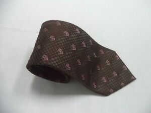 Giorgio Armani Men's silk Necktie Made in Italy