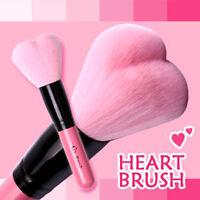 [CORINGCO CoC] Lovely Pink Heart Multi Volume Makeup Brush MADE IN KOREA NEW